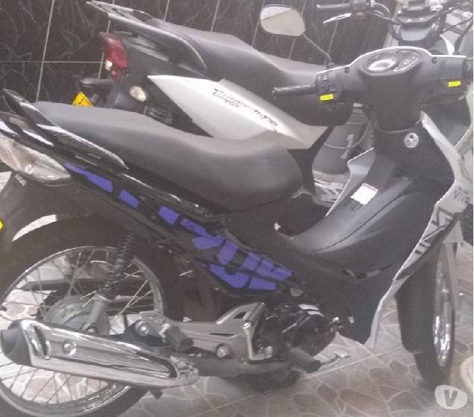 Vendo moto suzuki cool viva r