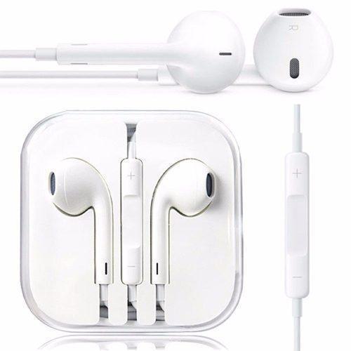 Audífonos originales para iphone, ipad, ipod