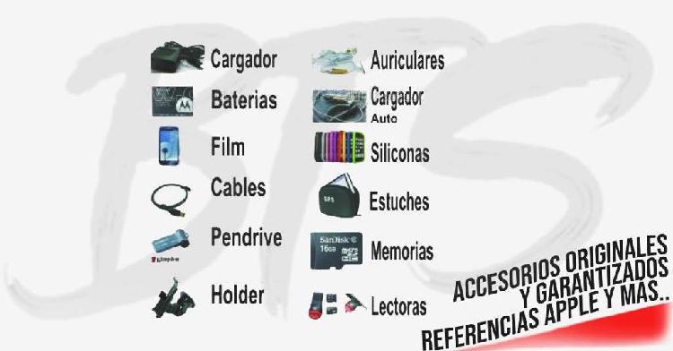 Accesorios para telefonia celular