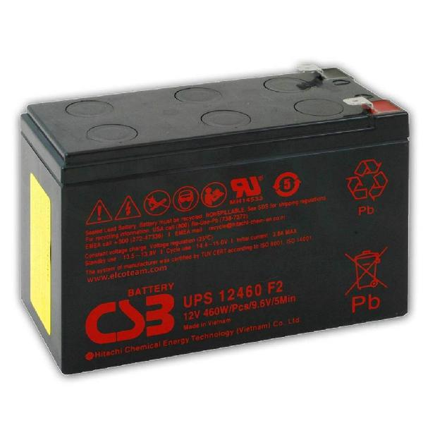 Bateria 12v 9ah csb