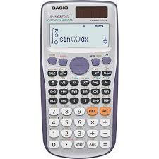 Calculadora fx991es plus casio nueva y con garantia