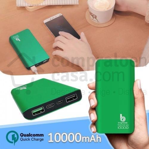 Carga rápida 10000mah batería cargado power bank externa