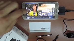 Receptor de tv para celular tablet t2