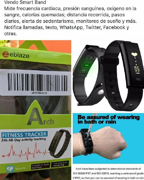 3ec6deb90bca Smartband brazalete 【 OFERTAS Abril 】 | Clasf