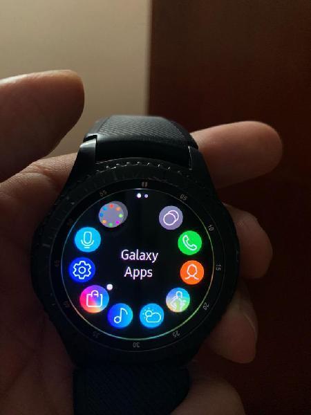 Smartwatch gear s3 frontier