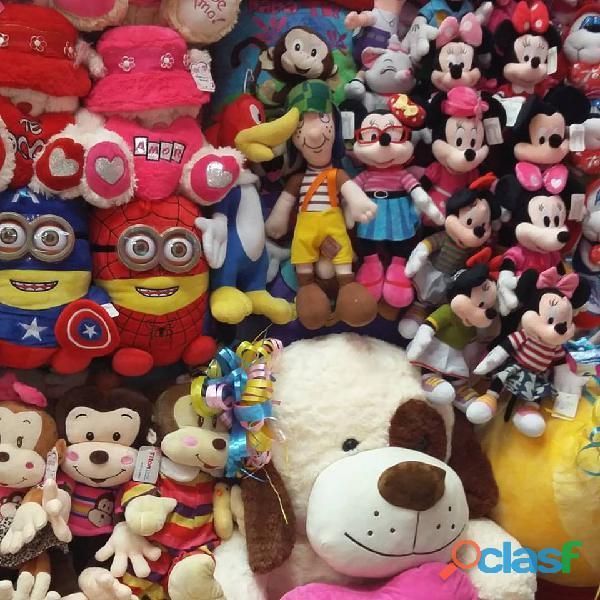 Fabrica nacional de muñecos de peluches
