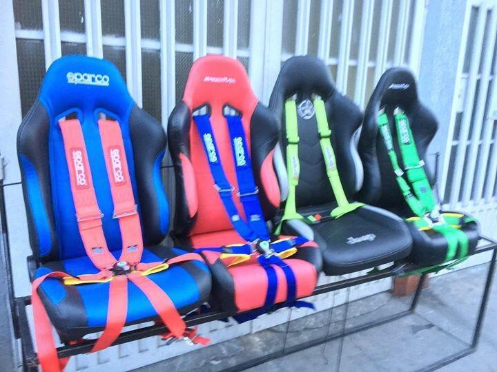 Convertimos tus sillas a deportivas t7a