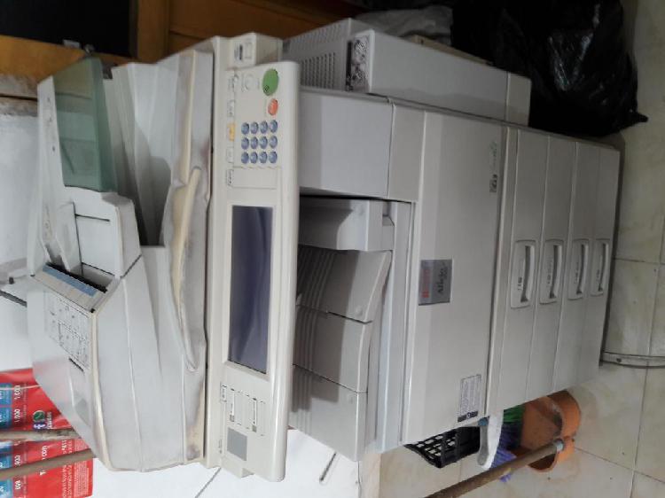 Fotocopiadora ricoh aficio 3035