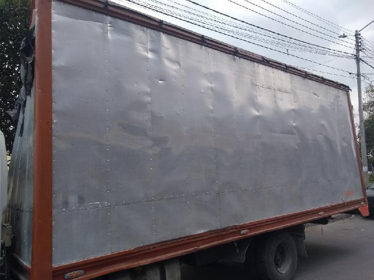 Furgon carga seca largo 6.40 jac frr can