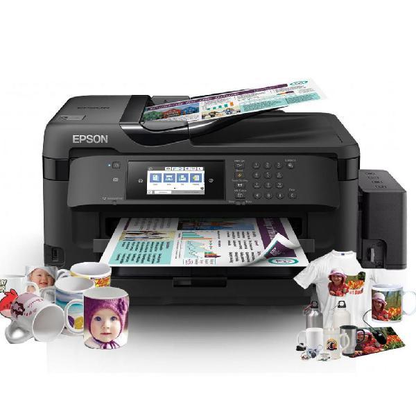 Impresora sublimacion tabloide epson 7710