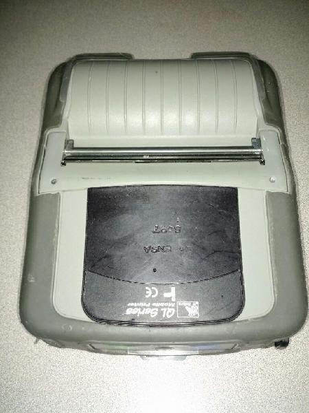 Impresora zebra ql 420 portátil termica