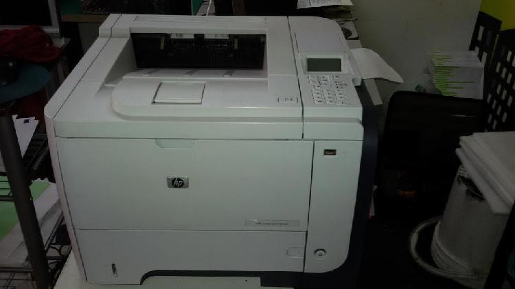 Impresora laser empresarial hp p3015