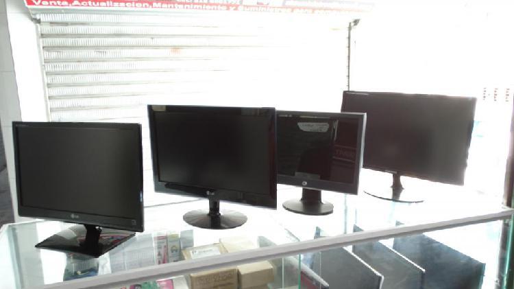 Monitores y computadores