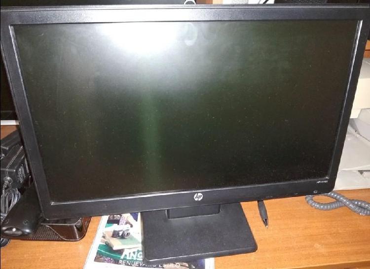 Monitor led hp lv1911 18.5