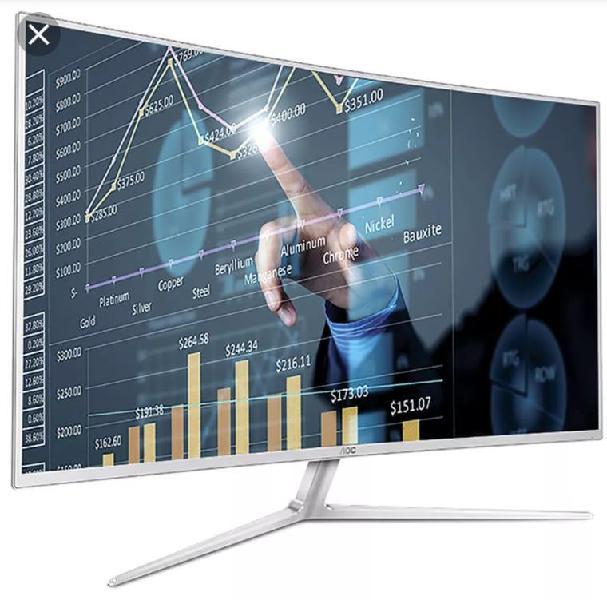 Monitor aoc 40 curvo c4008vh8