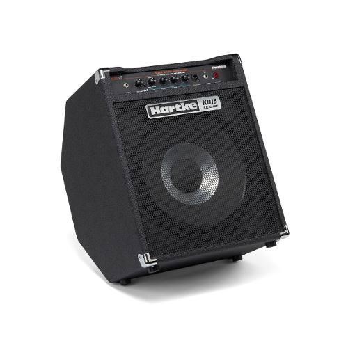 Amplificador planta bajo potente hartke 500w kb15 en stock