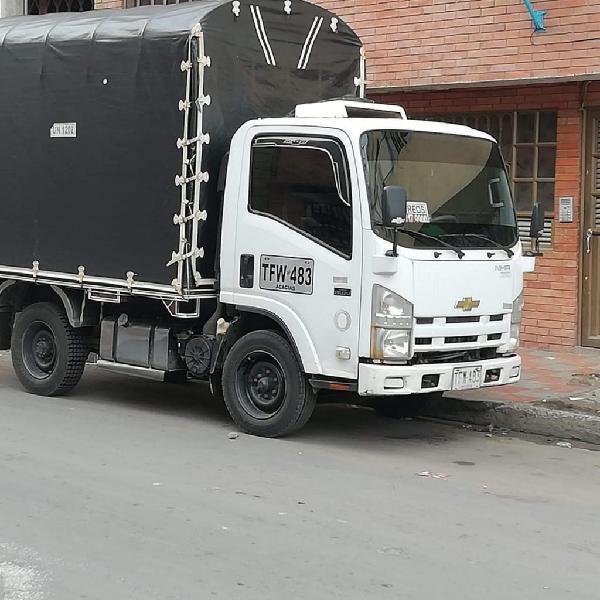 Conductor furgon npr