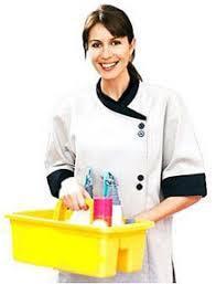 Señora busca empleo en servicios generales con experiencia