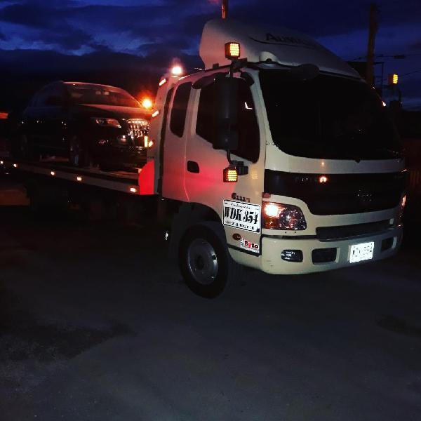 Servicio de grua pasto colombia 24 horas