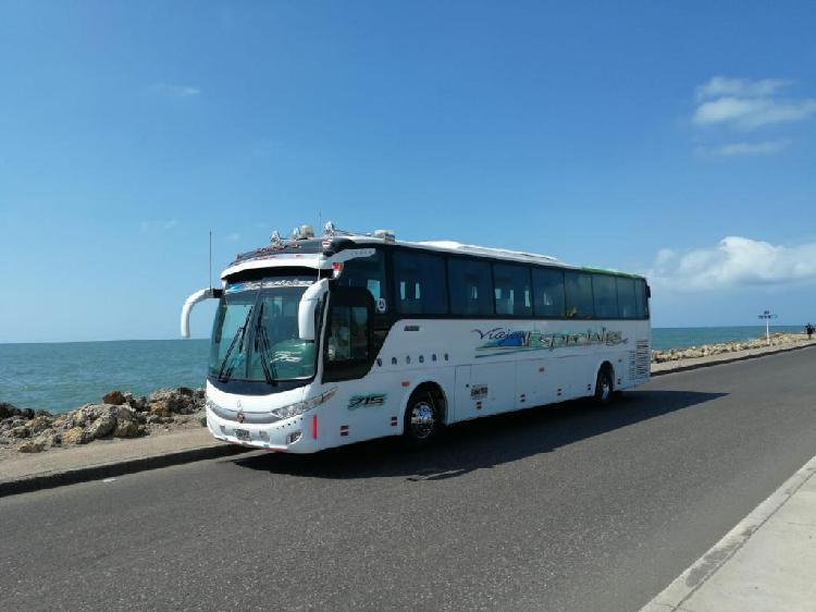 Transporte con conductor expresos viajes