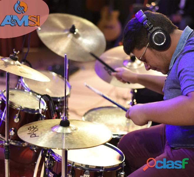 Escuela de música con experiencia