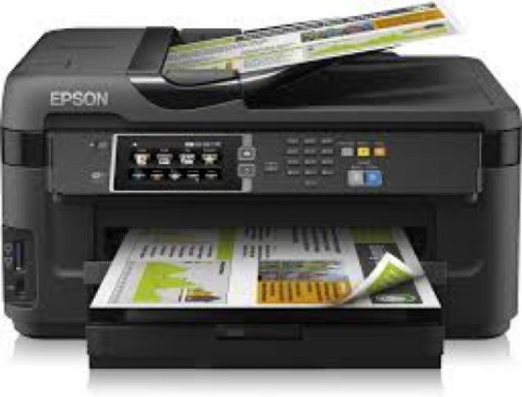 Impresora epson wf 7710