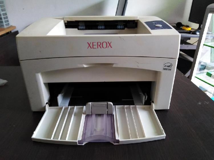 Impresora laser xerox phaser 3117 economica....