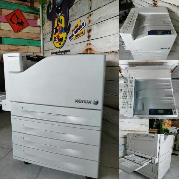 Impresora xerox phaser 7500