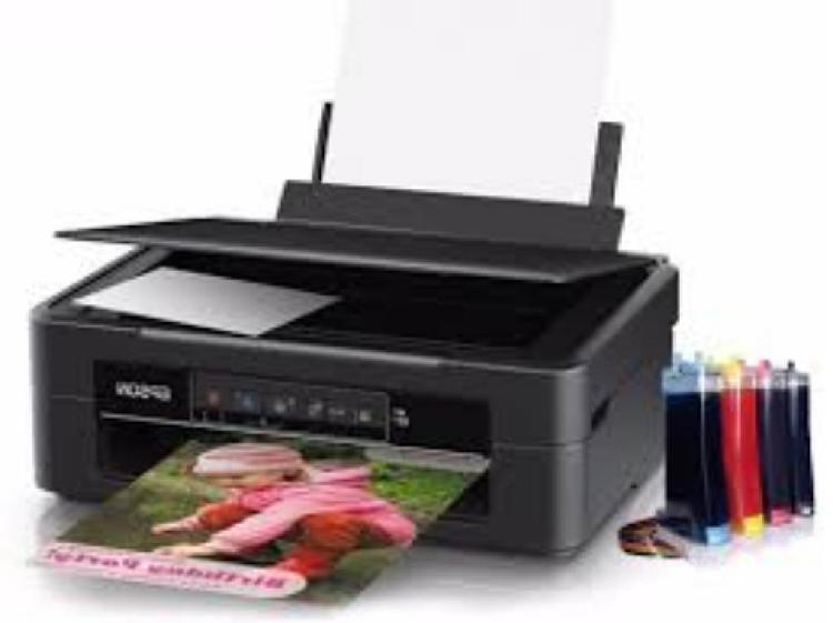Impresoras sublimación, tinta comestible