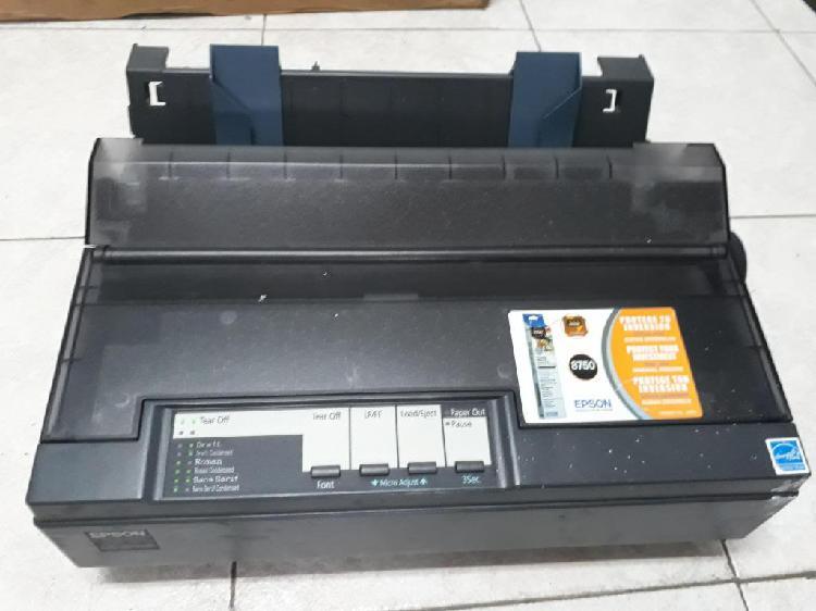 Venta de impresora epson lx 300ii matriz de punto