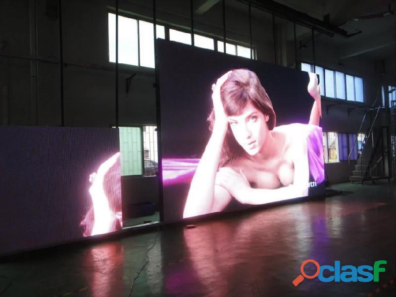 Fabricante lider de pantallas led para publicidad y eventos