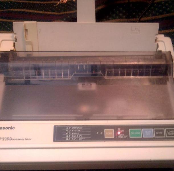 Vendo impresora / repuestos