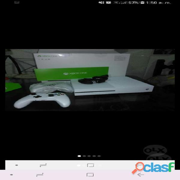 Xbox one s 1 tera dos controles nuevo