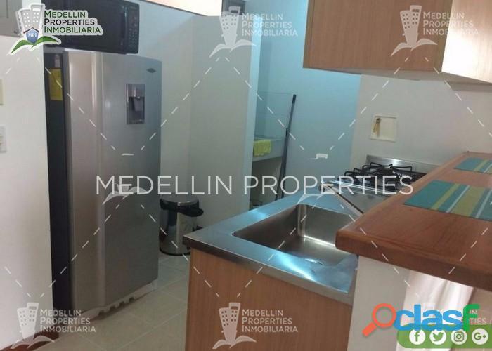 Apartamentos Amoblados en Alquiler Medellín Cód: 4877
