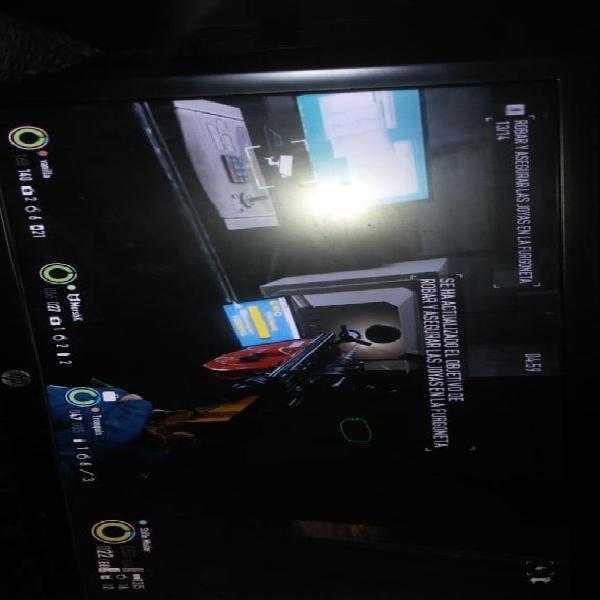 Cambio por iphone 5s monitor hp compaq la2306x