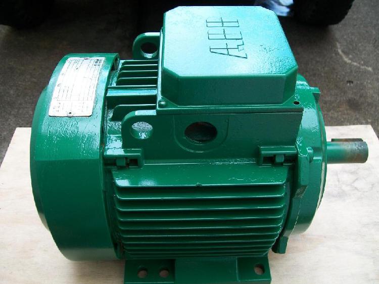 Motor abb trifásico de 3.6 hp.