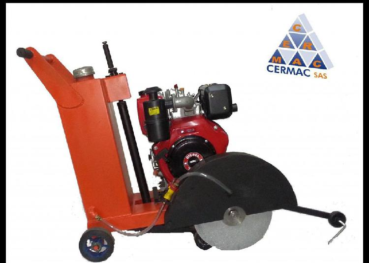 Mezcladora, cortadora de ladrillo, cortadora de pavimento