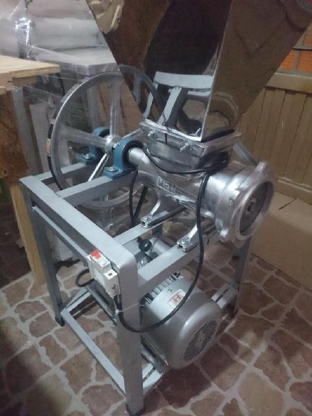 Molino 42 motor 3hp fuerza, para maiz, carne, queso