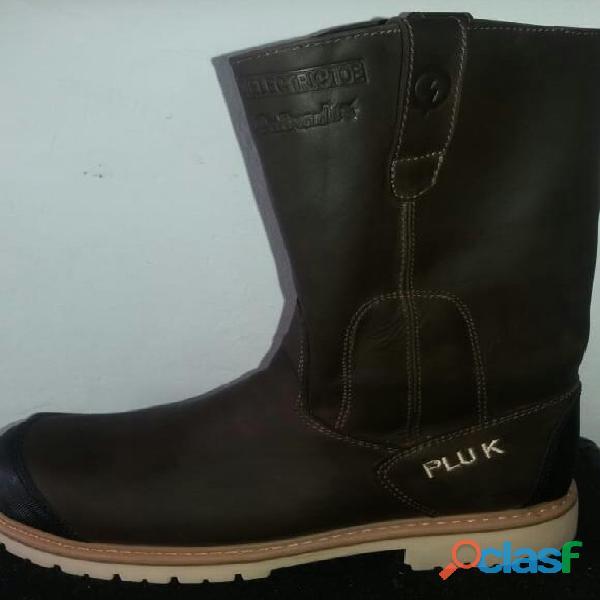 Botas de seguridad personalizada calzado labrador