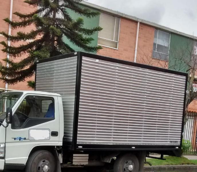 Camión jmc jx1053dc