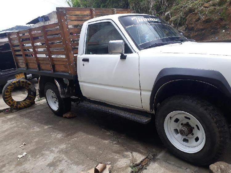 Vendo o cambio camioneta luv 1600