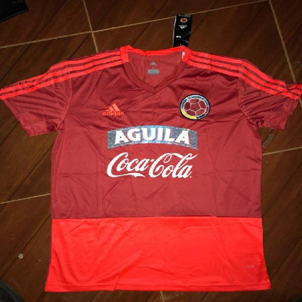 Camisetas colombia adidas oferta