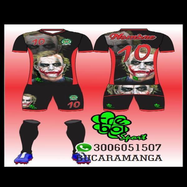 Diseño y venta de uniformes futbol 2019