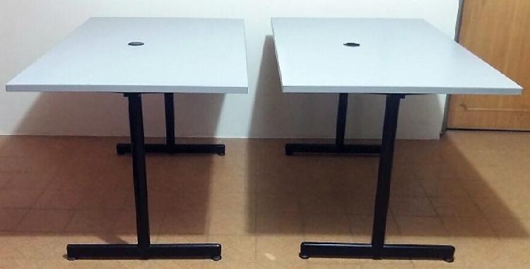 Escritorio de computo en l mesas de computo ideales para