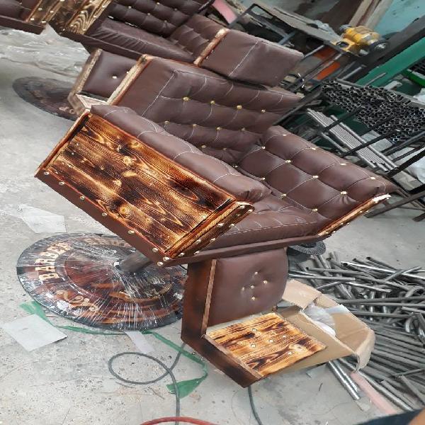 Fabrica de muebles sillas de corte lavacabezas auxiliares