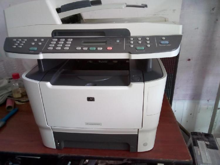 Fotocopiadora impresora hp laserjet m2727fn