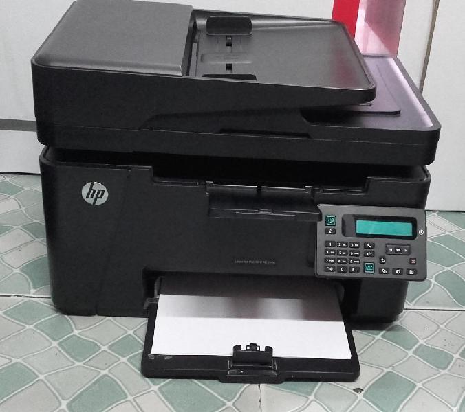 Impresora multifuncional hp m127fn