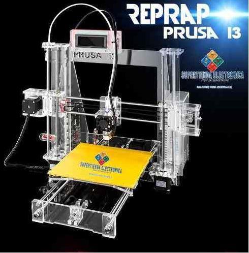 Impresora 3d reprap prusa i3 diy presición alta calidad