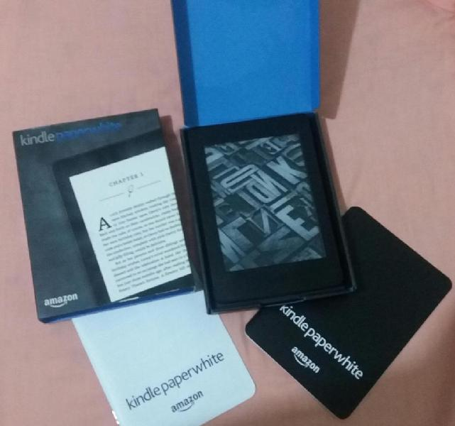 Kindle paperwhite usado 4gb