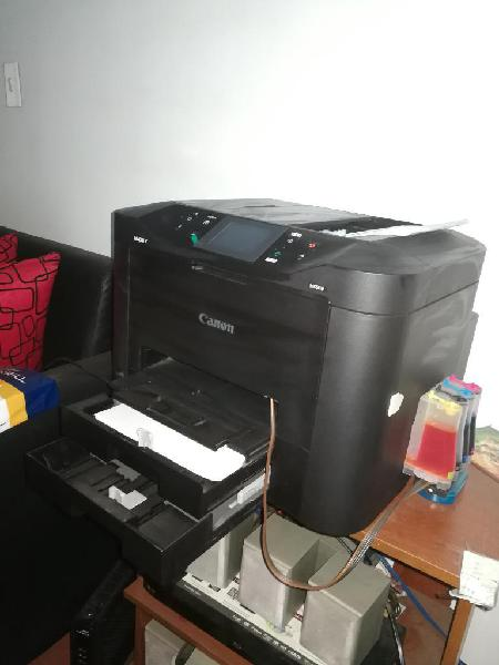 Multifuncional fotocopia canon mb5410